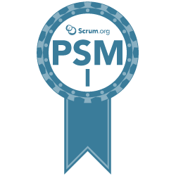 Scrum.org PSM I Badge