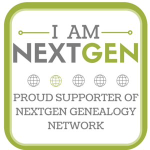NextGen Genealogy Network Badge