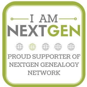 NextGen Genealogy Network Badge
